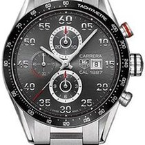 TAG Heuer Carrera 1887 Car2a11.ba0799  Automatic Chronograph...