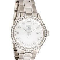 TAG Heuer Carrera Lady usados 28mm Acero