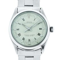 Rolex Oyster Perpetual 34 Aço 34mm