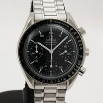 Omega Speedmaster Chronograph Reduced - Like New with Box -...