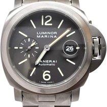Panerai Luminor Marina Automatic Steel 44mm Black No numerals United States of America, Florida, Naples
