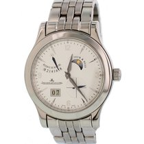 Jaeger-LeCoultre Master Eight Days pre-owned 41.5mm Steel