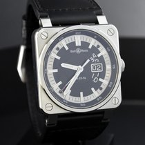 Bell & Ross 42mm Automatic new BR 03-96 Grande Date Transparent