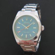 Rolex Milgauss 116400 GV Blue