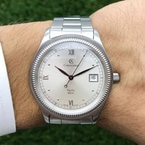 Chronoswiss Pacific Steel 39mm Silver