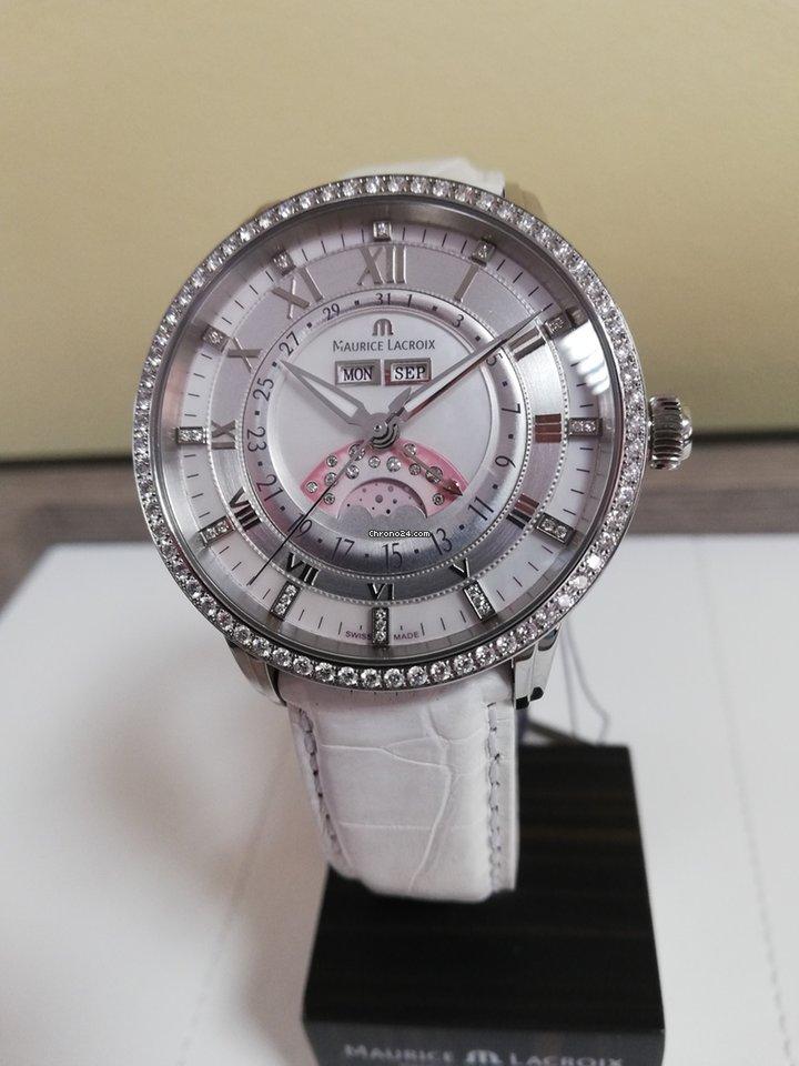 Ceny dámských hodinek Maurice Lacroix  dea9a978694