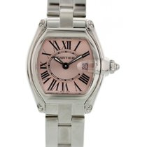 Cartier Roadster Pink Dial 2675 Watch