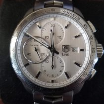 TAG Heuer Steel Automatic new Link Calibre 16