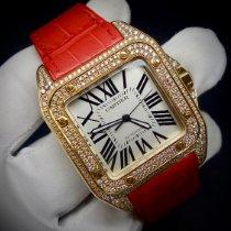 Cartier Santos 100 W20071Y1 pre-owned