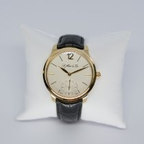 H.Moser & Cie. Yellow gold Manual winding 321.503 pre-owned