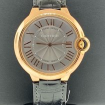 Cartier Ballon Bleu 40mm 40mm Чёрный