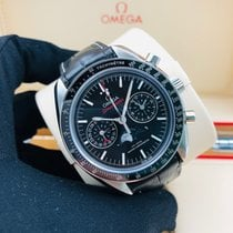 歐米茄 Speedmaster Professional Moonwatch Moonphase 新的 44.2mm 鋼