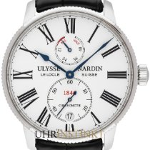 Ulysse Nardin Steel 42mm Automatic 1183-310/40 new