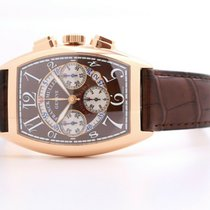 Franck Muller Rose gold 39mm Automatic 8880 CC AT pre-owned United Kingdom, Oxford