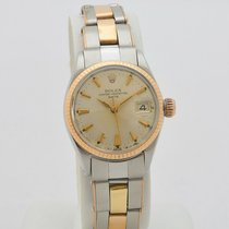 Rolex Oyster Perpetual Lady Date 6517 1966 occasion