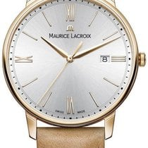 Maurice Lacroix 40mm Quartz EL1118-PVP01-111-2 new