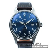 IWC IW327010 Steel Pilot Mark 40mm pre-owned United States of America, Florida, Hallandale Beach