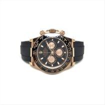 Rolex Daytona Rose gold 40mm Black Arabic numerals Malaysia, Bangsar