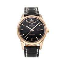 Breitling Transocean Day & Date Rose gold 43mm Black No numerals United States of America, Pennsylvania, Bala Cynwyd