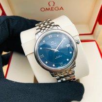 Omega 424.10.33.20.53.001 Сталь De Ville Prestige 32.7mm новые