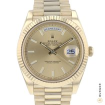 Rolex 228238 Or jaune 2016 Day-Date 40 40mm occasion