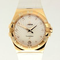 Omega Constellation Quartz - NEW - with B + P Listprice €...
