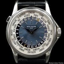 Patek Philippe World Time 5110P 2002 pre-owned