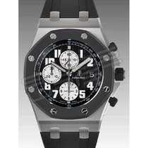 Audemars Piguet Royal Oak Offshore Rubberclad (SS / Black /...