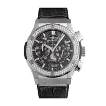 Hublot Classic Fusion 45mm Automatic Titanium Mens Watch...