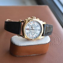 Roger Dubuis Sympathie Yellow gold 40mm White Arabic numerals United States of America, New York, Brooklyn