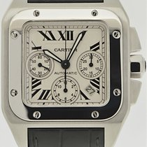 Cartier Santos 100 XL Chronograph