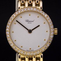 Chopard 21,5mm Quartz pre-owned White