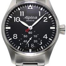 Alpina Startimer Pilot Small Seconds AL-280B4S6B