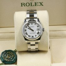 Rolex 178240 Steel 2017 Lady-Datejust 31mm pre-owned