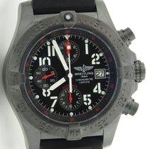 Breitling Avenger Skyland M13380 Steel Black Dlc Limited...