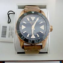 Eterna Kontiki Bronze Manufacture Limited Edition 1291.78.49.1422