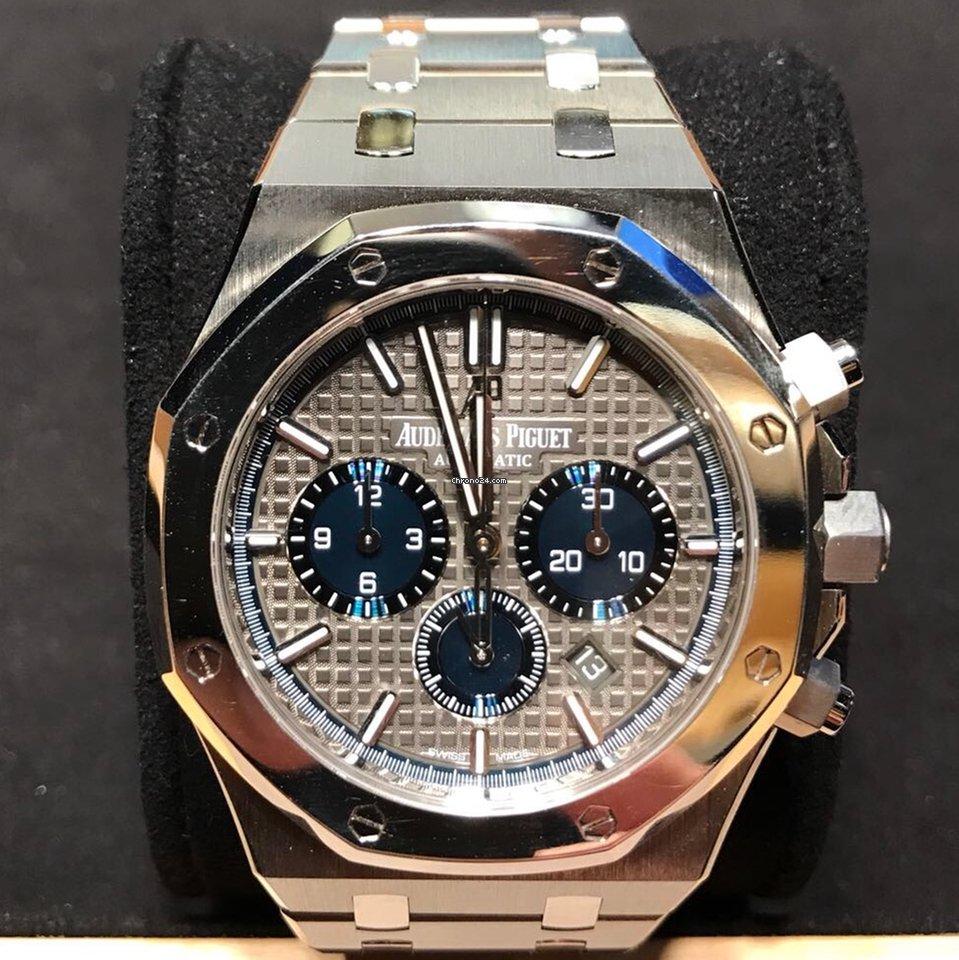 10ab3fb922b7 Audemars Piguet Royal Oak Chronograph 20th Anniversary for £33