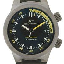 IWC Aquatimer Titanio 2000mt SCAT/GAR art. Iw90