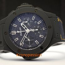 Hublot Big Bang Jeans Ceramic 44mm Black No numerals United States of America, Florida, Boca Raton