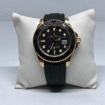 Rolex Yacht-Master 116655 18kt Everose Gold Cerachrom Bezel