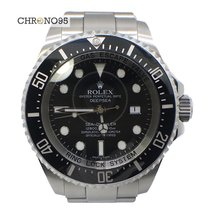 Rolex Deepsea Sea-Dweller 116660 Black Dial