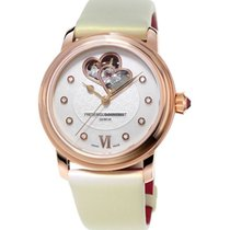 Frederique Constant 34mm Automatisch nieuw Ladies Automatic World Heart Federation