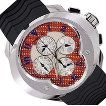 Franc Vila Steel 47mm Automatic Fva9 new United States of America, Florida, Sunny Isles Beach