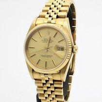 Rolex Datejust, 36 mm, Goldwatch