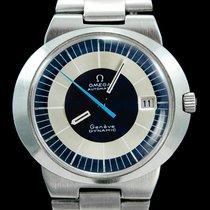 Omega Genève occasion 41mm Acier