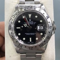 Rolex 16570 Steel 1998 Explorer II 40mm pre-owned United States of America, New York, New York