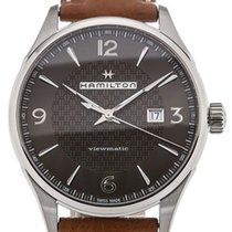 Hamilton Steel 44mm Automatic H32755851 new