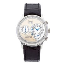 F.P.Journe Platine Remontage automatique Gris Arabes 38mm occasion Octa