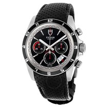 Tudor Grantour Chrono Steel 42mm United States of America, New Jersey, Edgewater
