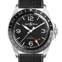 Bell & Ross Acciaio 41mm Automatico BRV293-BL-ST/SRB nuovo Italia, UDINE